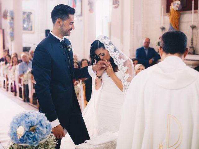 Il matrimonio di Domenico e Ambra a Licata, Agrigento 80