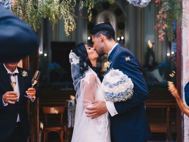 Il matrimonio di Domenico e Ambra a Licata, Agrigento 1