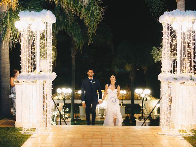 Il matrimonio di Domenico e Ambra a Licata, Agrigento 87