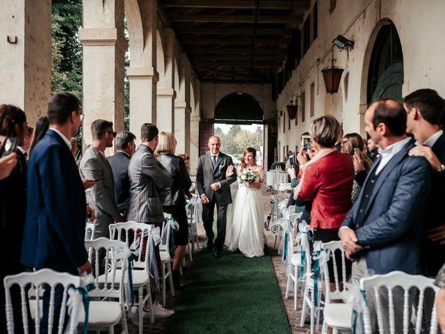Il matrimonio di Alessio e Valentina a Loreggia, Padova 7