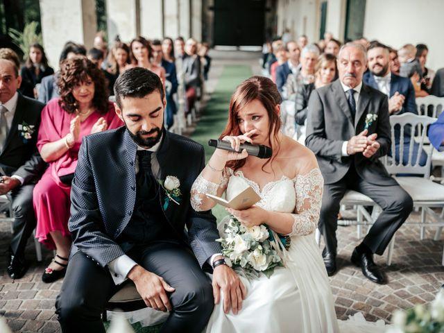Il matrimonio di Alessio e Valentina a Loreggia, Padova 8