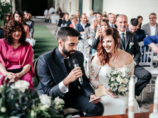 Il matrimonio di Alessio e Valentina a Loreggia, Padova 9