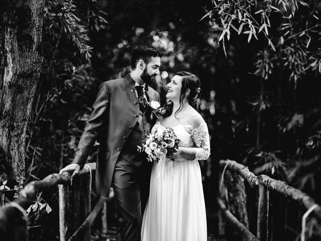 Il matrimonio di Alessio e Valentina a Loreggia, Padova 12