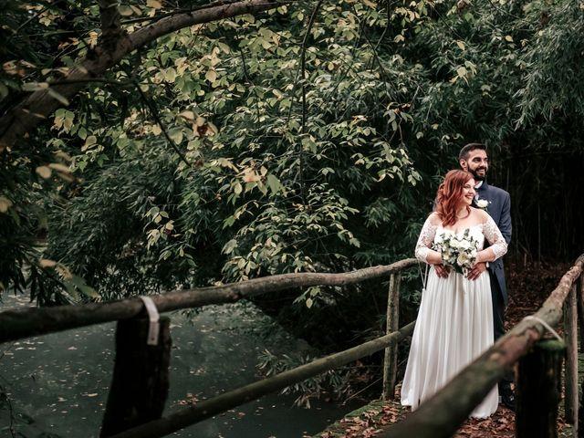 Il matrimonio di Alessio e Valentina a Loreggia, Padova 15