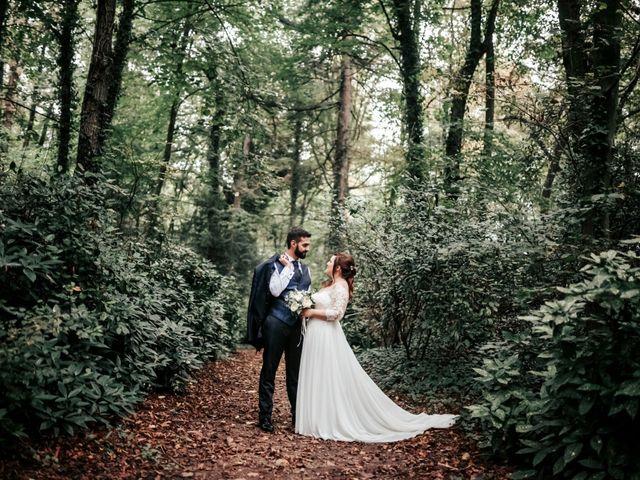 Il matrimonio di Alessio e Valentina a Loreggia, Padova 16