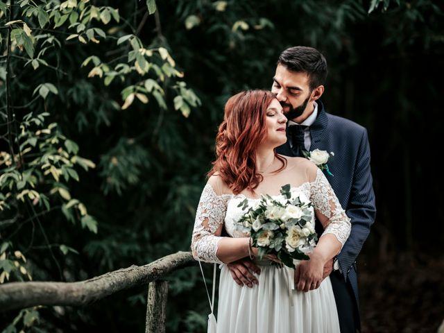 Il matrimonio di Alessio e Valentina a Loreggia, Padova 17