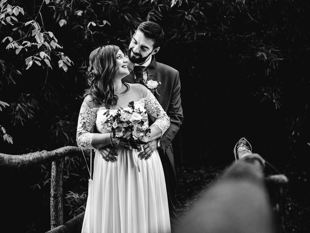 Le nozze di Valentina e Alessio