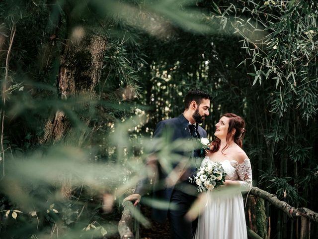 Il matrimonio di Alessio e Valentina a Loreggia, Padova 18