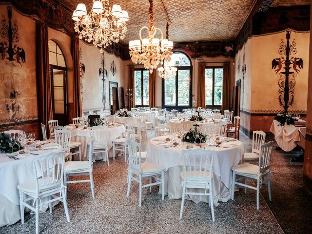 Il matrimonio di Alessio e Valentina a Loreggia, Padova 20