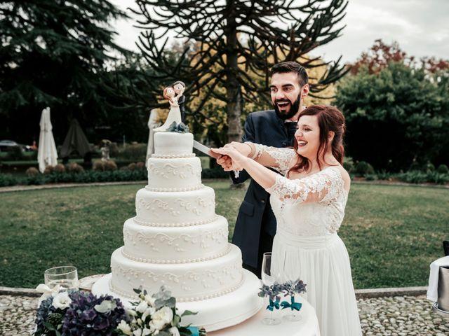 Il matrimonio di Alessio e Valentina a Loreggia, Padova 24