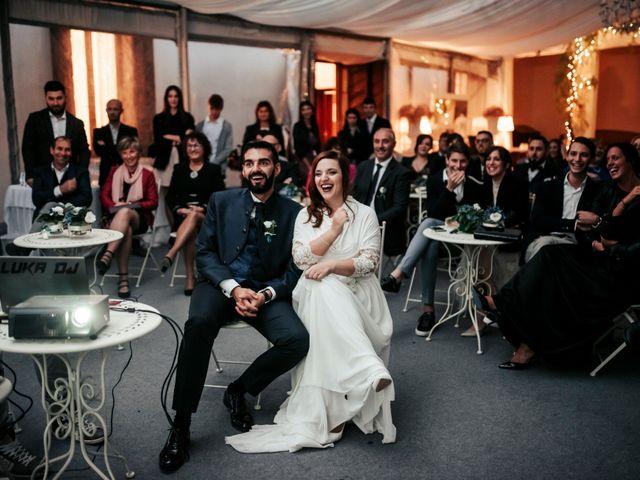 Il matrimonio di Alessio e Valentina a Loreggia, Padova 25