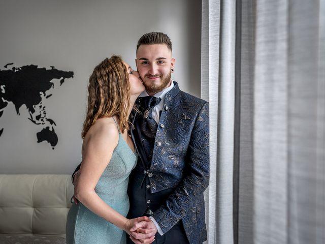 Il matrimonio di Mattia e Martina a Monticello Brianza, Lecco 9