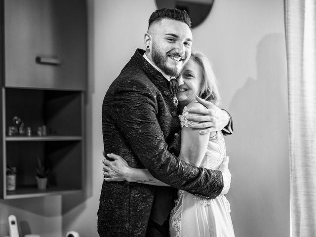 Il matrimonio di Mattia e Martina a Monticello Brianza, Lecco 10