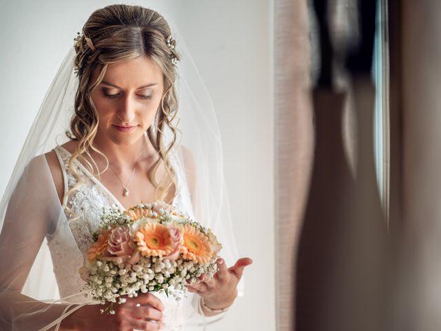 Il matrimonio di Mattia e Martina a Monticello Brianza, Lecco 17