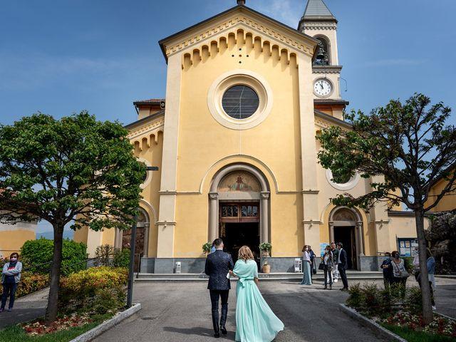 Il matrimonio di Mattia e Martina a Monticello Brianza, Lecco 19