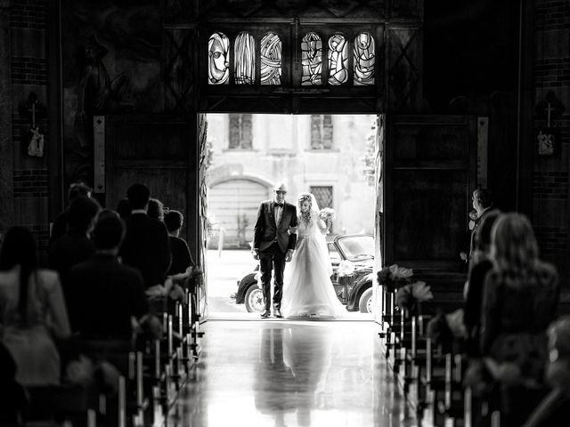 Il matrimonio di Mattia e Martina a Monticello Brianza, Lecco 21