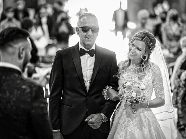 Il matrimonio di Mattia e Martina a Monticello Brianza, Lecco 22