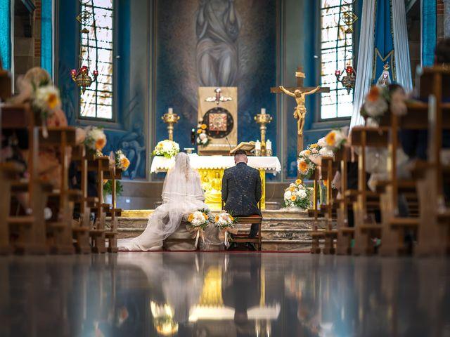 Il matrimonio di Mattia e Martina a Monticello Brianza, Lecco 24