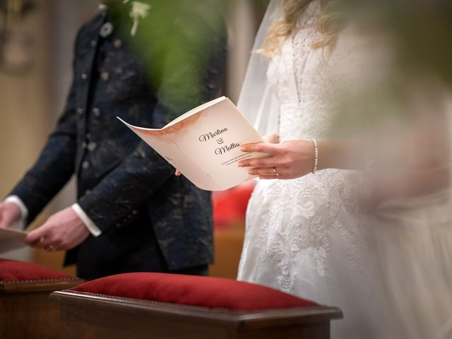 Il matrimonio di Mattia e Martina a Monticello Brianza, Lecco 26