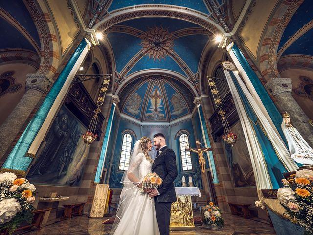 Il matrimonio di Mattia e Martina a Monticello Brianza, Lecco 30