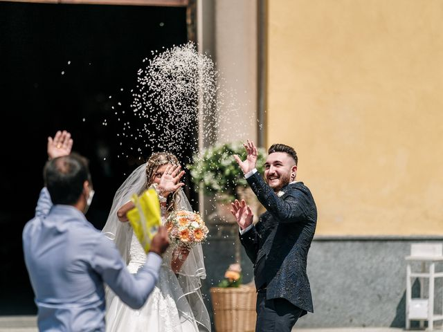Il matrimonio di Mattia e Martina a Monticello Brianza, Lecco 31