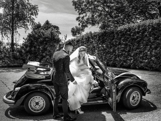 Il matrimonio di Mattia e Martina a Monticello Brianza, Lecco 32