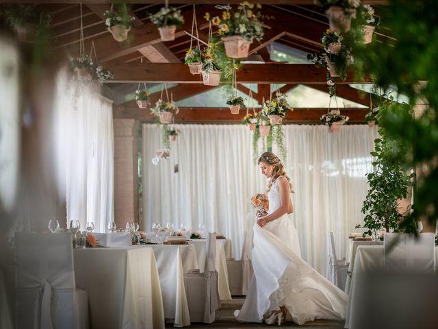 Il matrimonio di Mattia e Martina a Monticello Brianza, Lecco 33