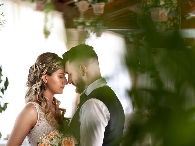 Il matrimonio di Mattia e Martina a Monticello Brianza, Lecco 34