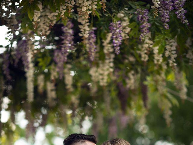 Il matrimonio di Mattia e Martina a Monticello Brianza, Lecco 40
