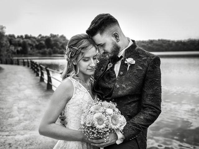 Il matrimonio di Mattia e Martina a Monticello Brianza, Lecco 45