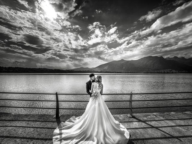 Il matrimonio di Mattia e Martina a Monticello Brianza, Lecco 47