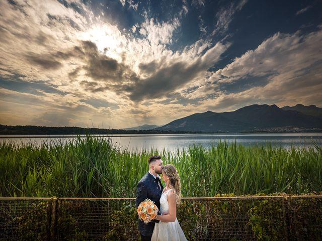 Il matrimonio di Mattia e Martina a Monticello Brianza, Lecco 48