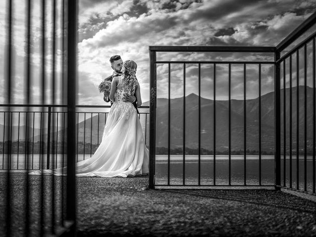 Il matrimonio di Mattia e Martina a Monticello Brianza, Lecco 49