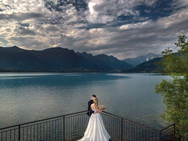 Il matrimonio di Mattia e Martina a Monticello Brianza, Lecco 50