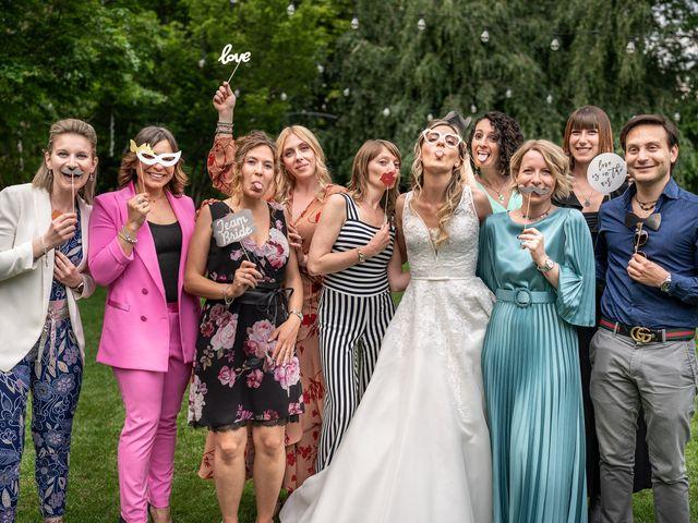 Il matrimonio di Mattia e Martina a Monticello Brianza, Lecco 51