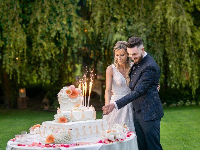 Il matrimonio di Mattia e Martina a Monticello Brianza, Lecco 54