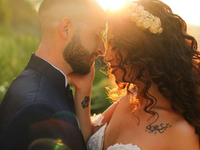 Le nozze di Greta e Giorgio