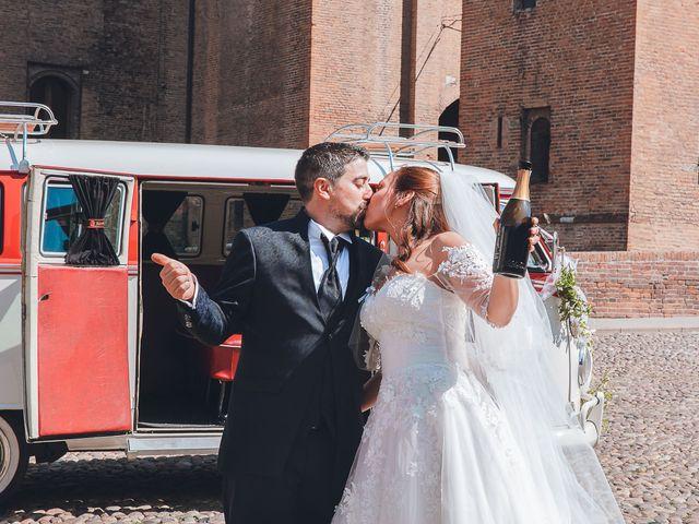 Il matrimonio di Matteo e Anna a Ferrara, Ferrara 2