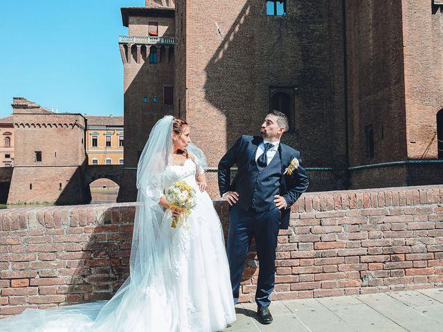 Il matrimonio di Matteo e Anna a Ferrara, Ferrara 6