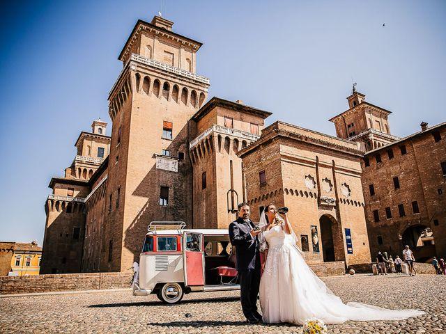 Il matrimonio di Matteo e Anna a Ferrara, Ferrara 7