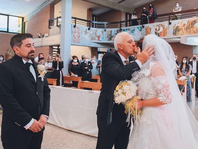 Il matrimonio di Matteo e Anna a Ferrara, Ferrara 16