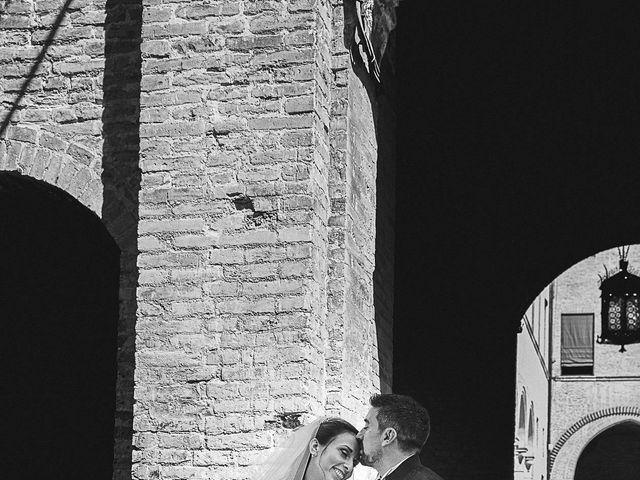 Il matrimonio di Matteo e Anna a Ferrara, Ferrara 17