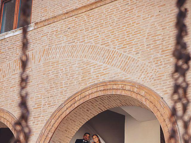 Il matrimonio di Matteo e Anna a Ferrara, Ferrara 18