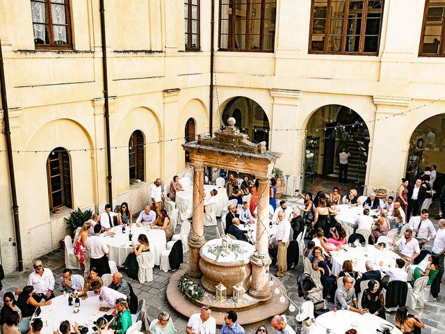 Il matrimonio di Matteo e Anna a Ferrara, Ferrara 20
