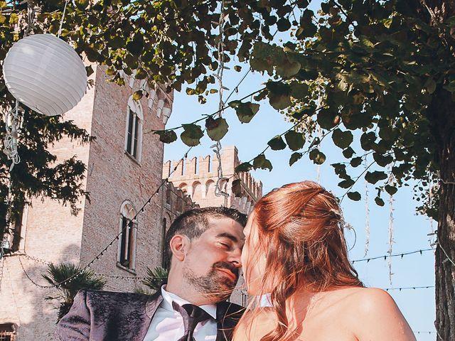 Il matrimonio di Matteo e Anna a Ferrara, Ferrara 21