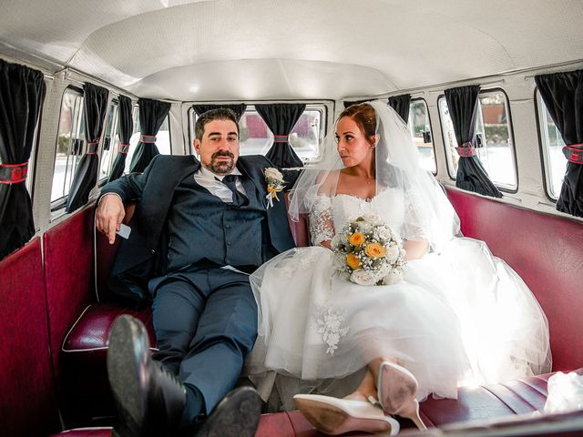 Il matrimonio di Matteo e Anna a Ferrara, Ferrara 25