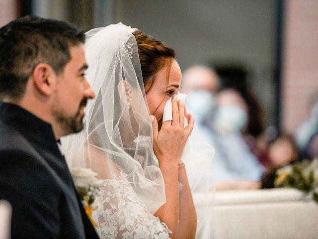 Il matrimonio di Matteo e Anna a Ferrara, Ferrara 33