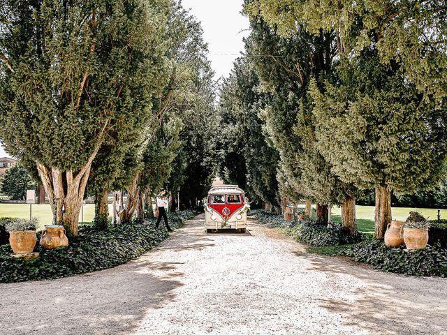 Il matrimonio di Matteo e Anna a Ferrara, Ferrara 34