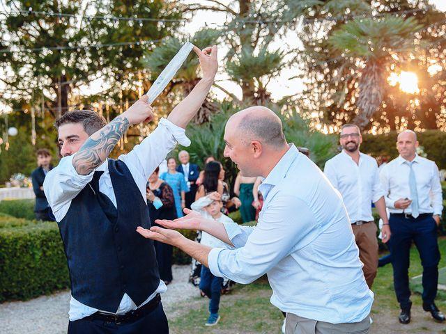 Il matrimonio di Matteo e Anna a Ferrara, Ferrara 50