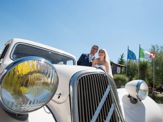 Il matrimonio di Claudio e Caterina a Fucecchio, Firenze 4